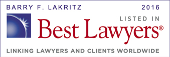Listed in Best Lawyers 2016